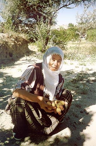 Žena z centrální Anatolie