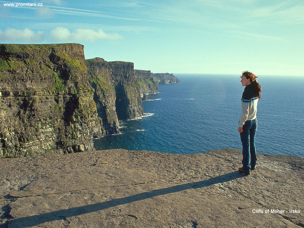 Cliffs of Moher - Irsko