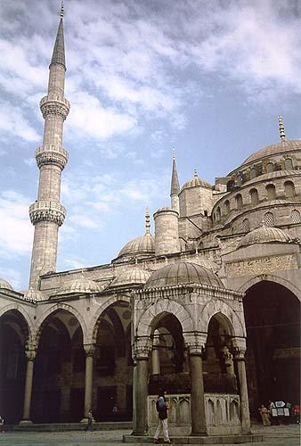 Mešita Sultan Ahmet Camii