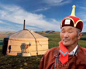 Mongolsko - foto cestopis
