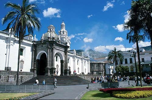 Quito - Plaza de la Independencia