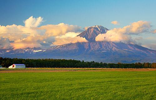 Korjacká sopka