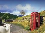Anglie - foto cestopis