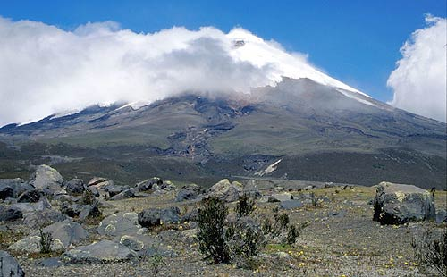 Nejvyšší činná sopka světa