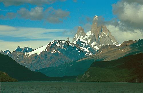 Fitzroy (3.405 m)
