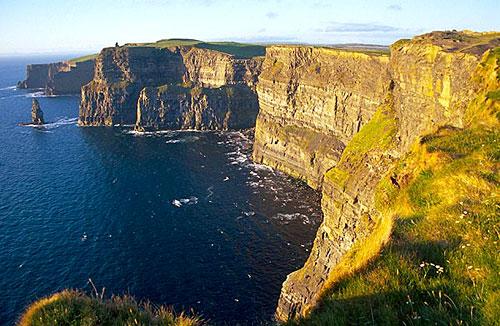 Irsko - Cliffs of Moher