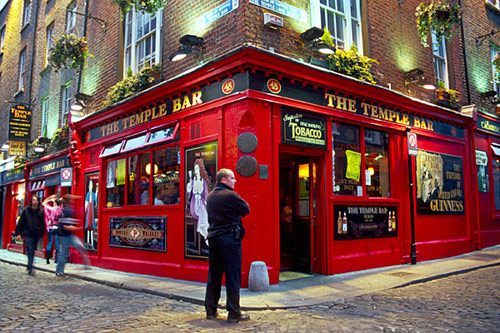 Hospoda The Temple Bar