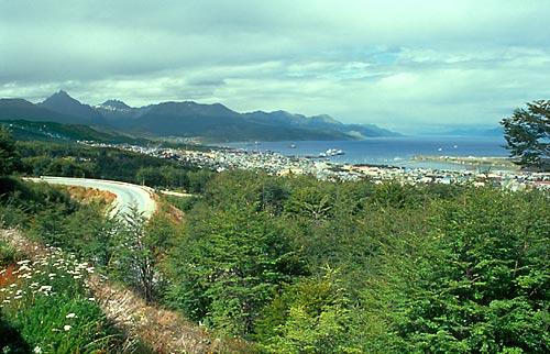 Ushuaia - Ohňová země