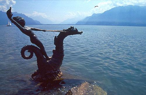 Jezerní víla