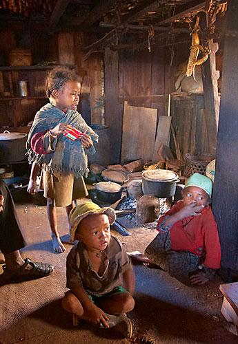Malgašské děti