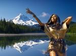 Foto cestopis Oregon