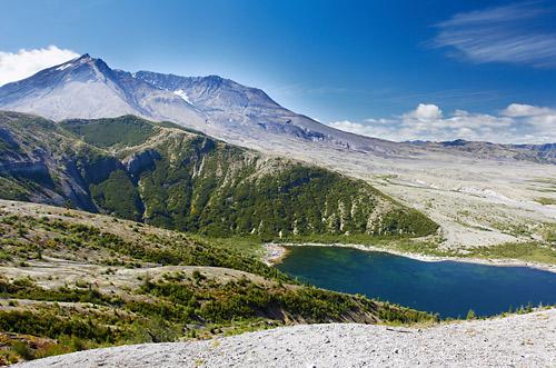 Sopka St. Helens