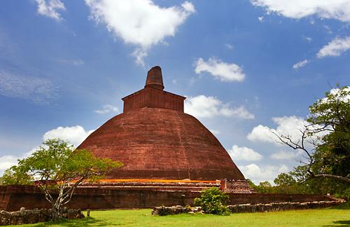 Pagoda Jetavanaramaya