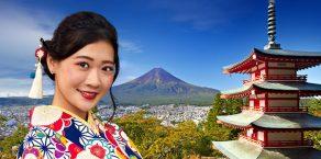 Japonsko - diashow