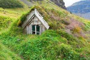 Drnový domek