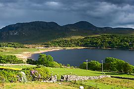 V hrabství Donegal